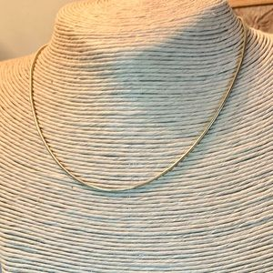 14k Gold Necklace 4 grams